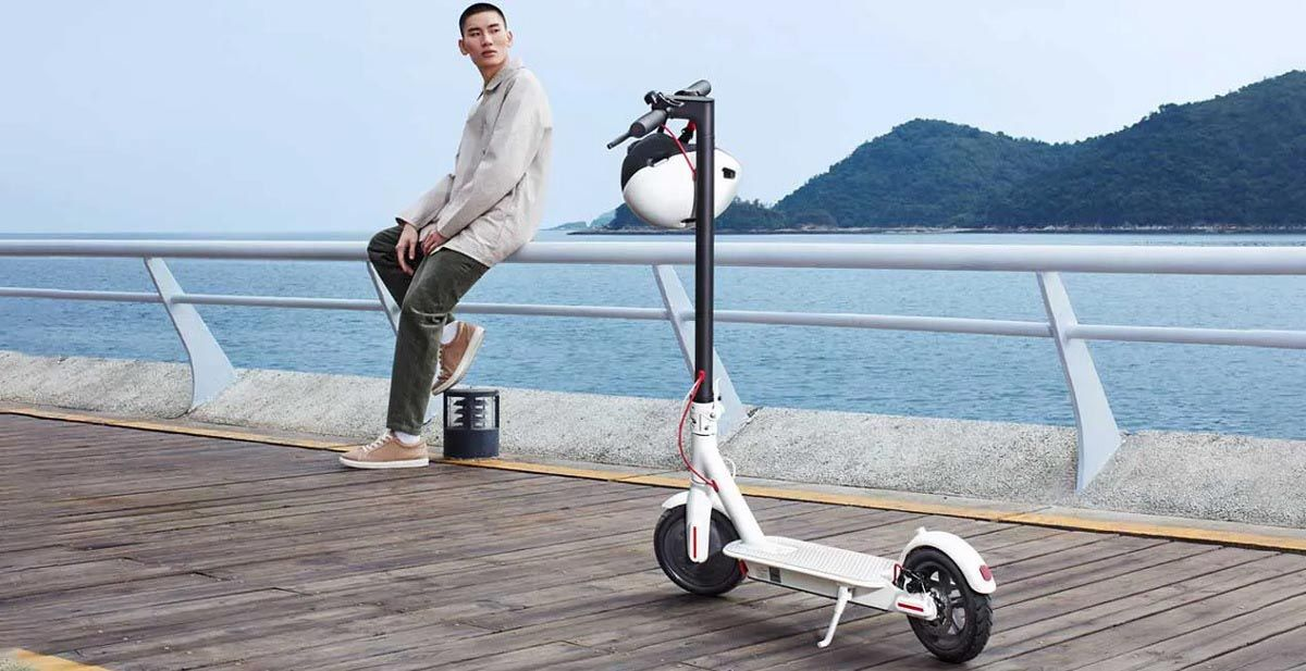 mijia scooter 1s