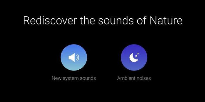 miui 10 sonidos sistema naturaleza