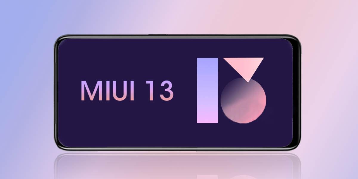 miui 13 global lanzamiento