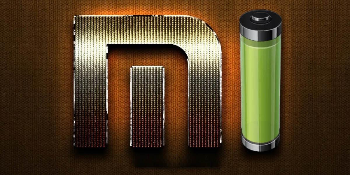 miui modo alto rendimiento batería