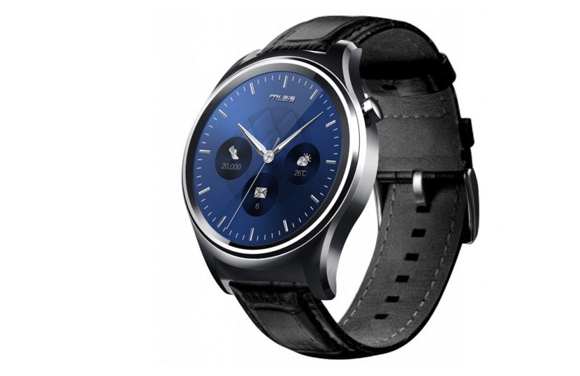 mlais watch android wear caracteristicas