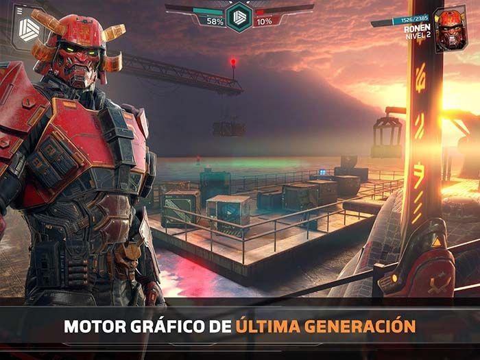 Modern Combat Versus descargar Android graficos