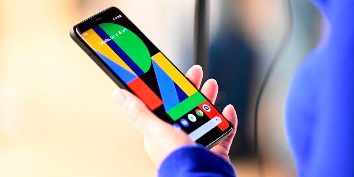 modo alto brillo Google Pixel 4