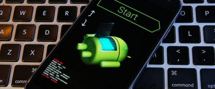 Modo Download de Android