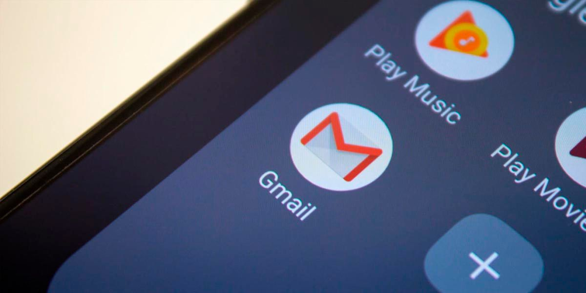 modo oscuro gmail sin android 10