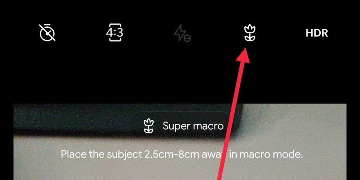 modo super macro oneplus 7 pro