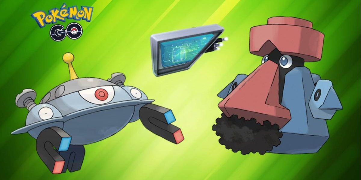 Módulos cebo Pokémon GO