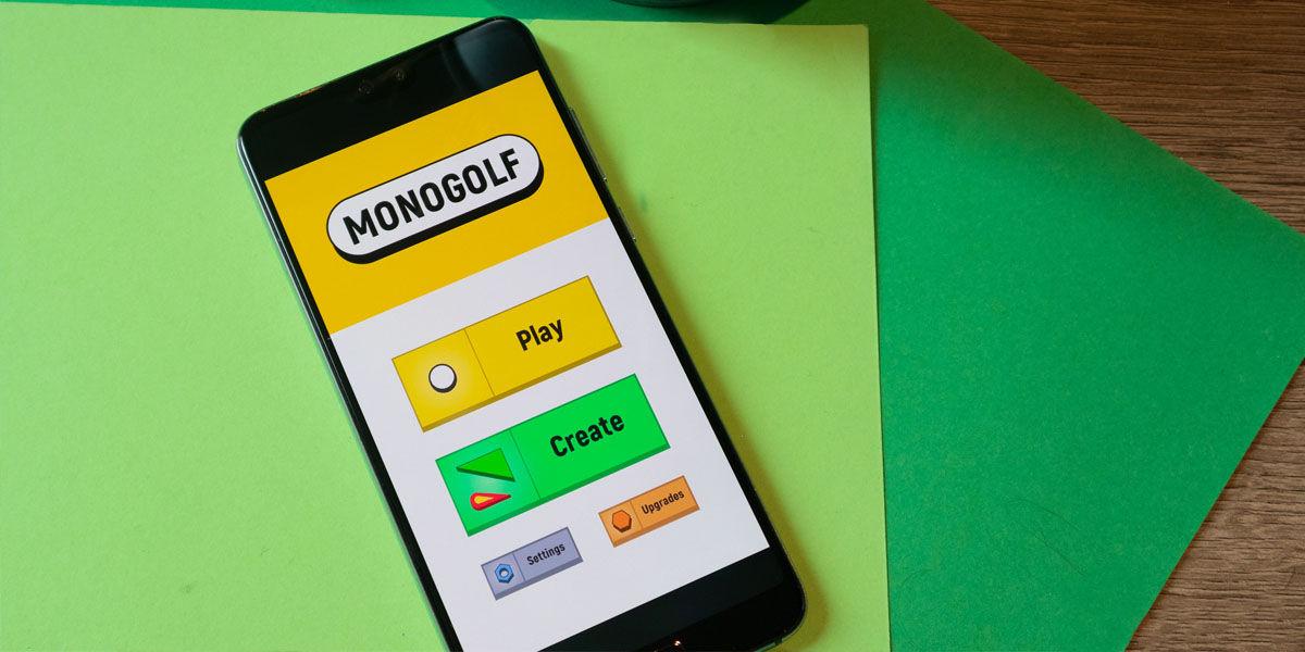 monogolf juego minigolf para móviles