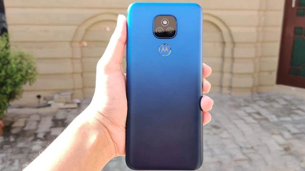 moto e7 plus smartphone barato usar telegram