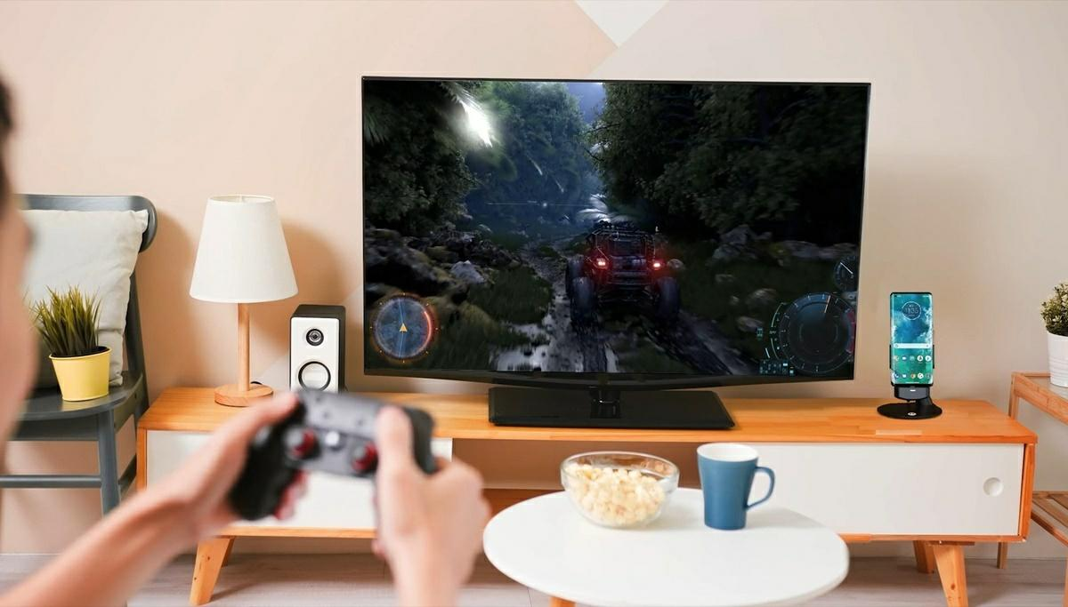 moto g modo smart tv