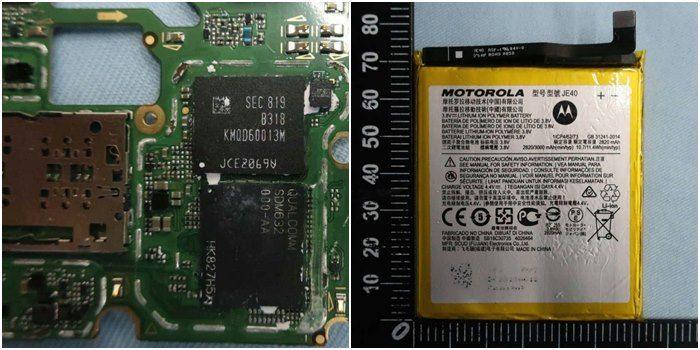 moto g7 play bateria y procesador