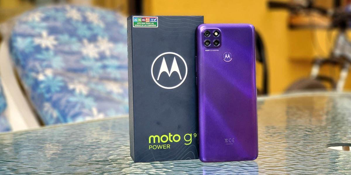moto g9 power actualización android 11