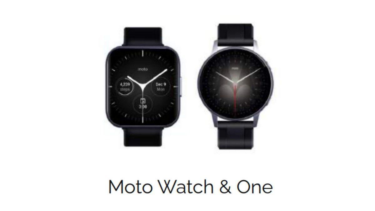 moto watch y one