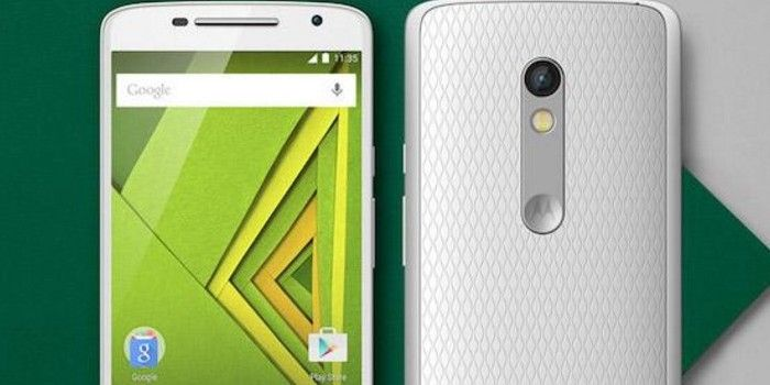 moto x play android marshmallow