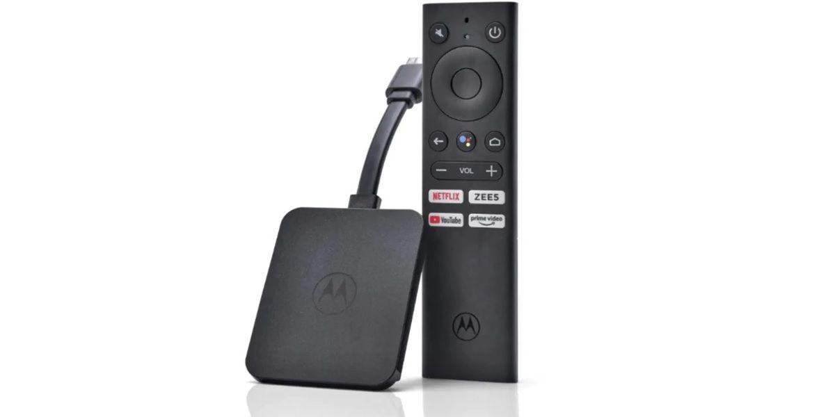 motorola android tv stick 4k