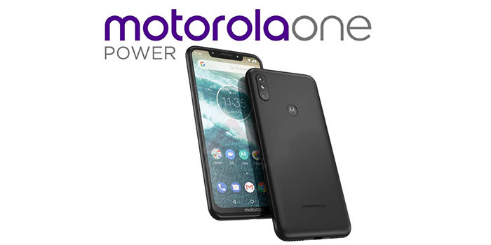 motorola power one filtrado