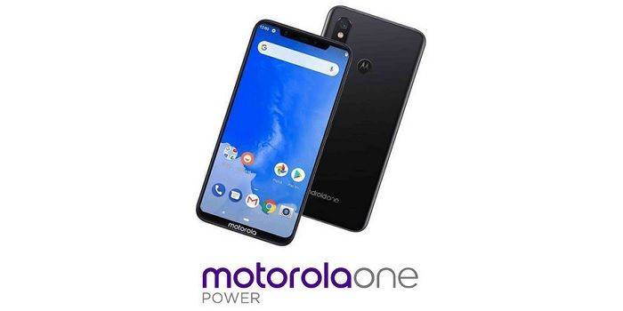 Motorola Moto One Power concepto