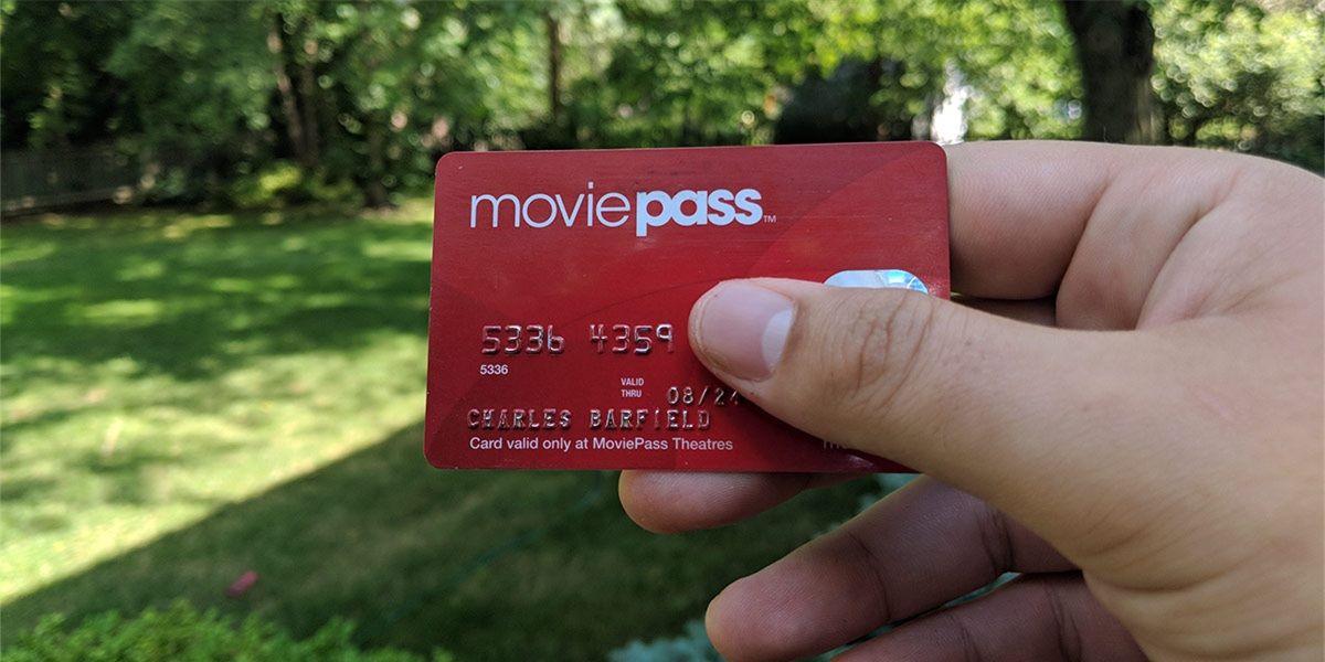 moviepass tarjeta
