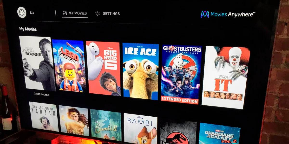 movies anywhere para alquilar películas en muchas plataformas sin pagar suscripciones mensuales