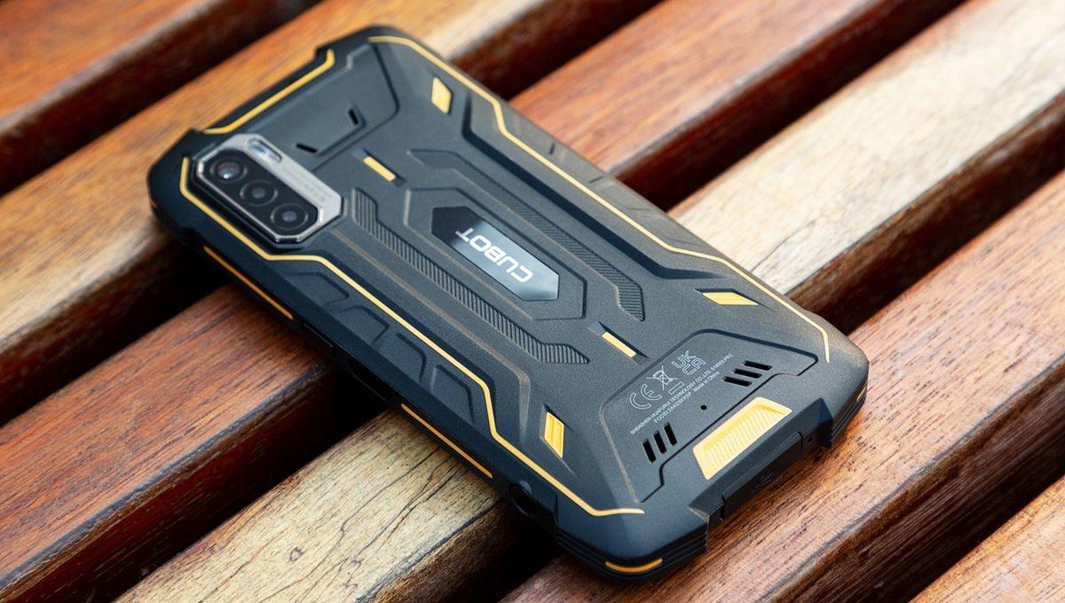 movil bateria 8000 mah kingkong 5 pro