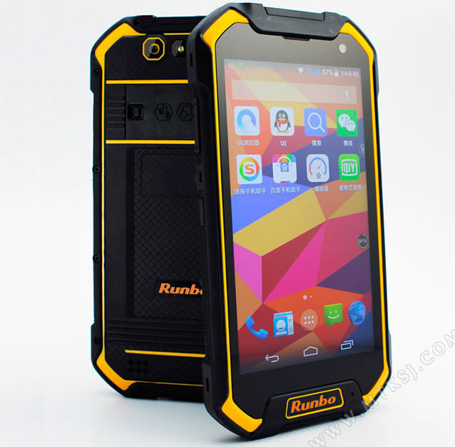 movil ultra resistente barato runbo f1-1