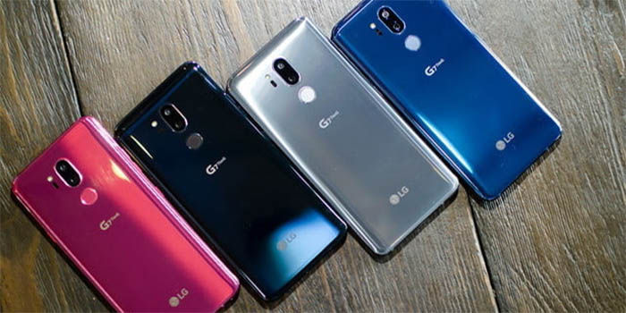 moviles Lg que se actualizaran a Android 9