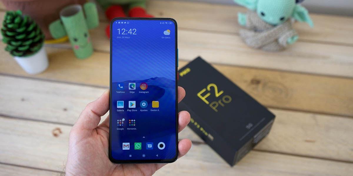móviles Poco modernización Android™ 11
