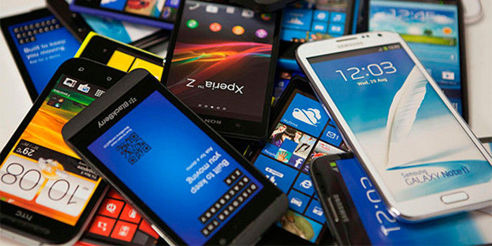 moviles android usados
