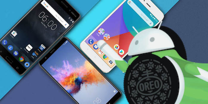 moviles baratos android oreo