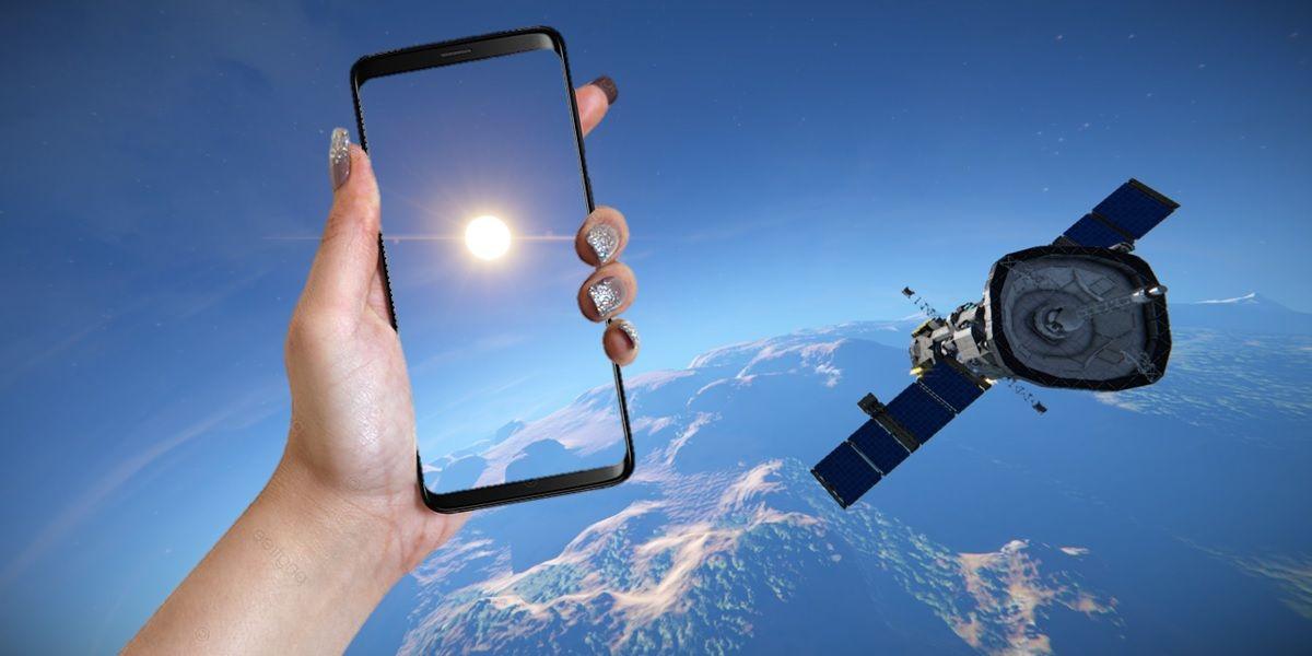 moviles chinos cominucacion satelital