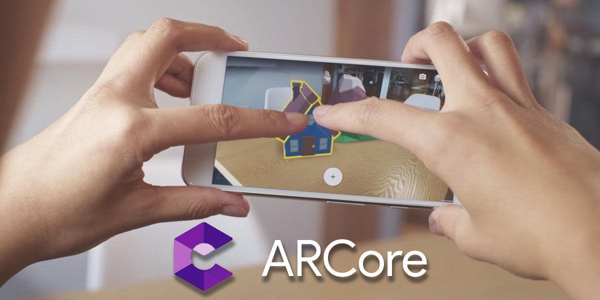 móviles compatibles arcore google