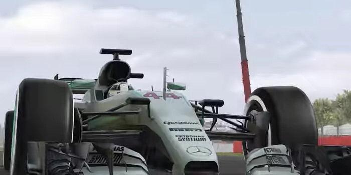 moviles compatibles con F1 2016