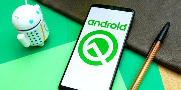 moviles compatibles con android q beta 3