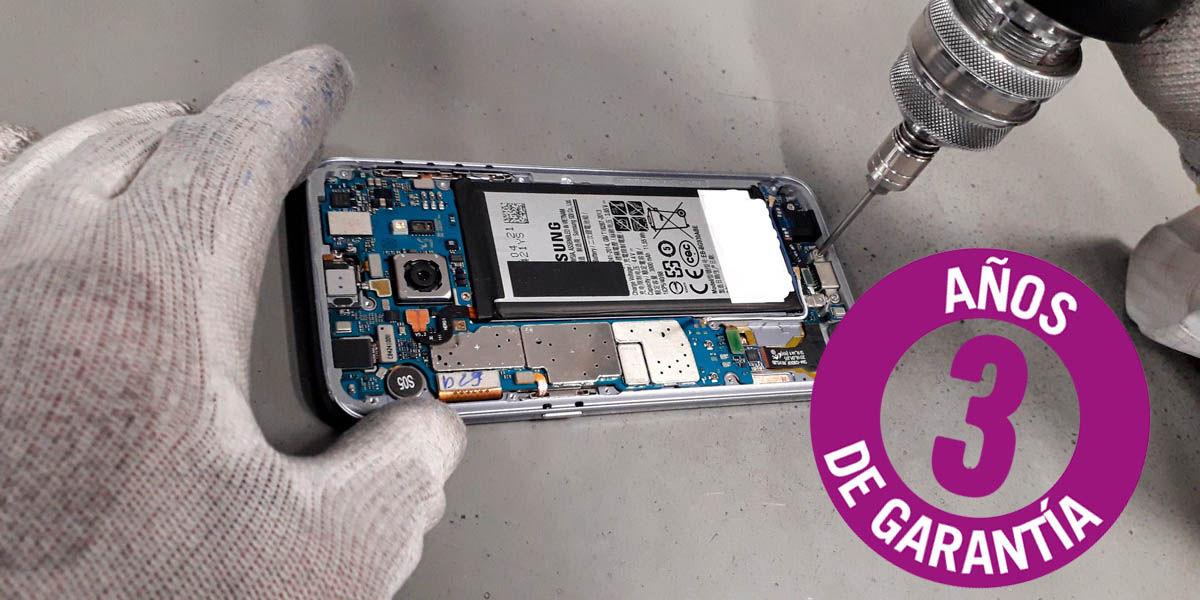 móviles españa tres años de garantía