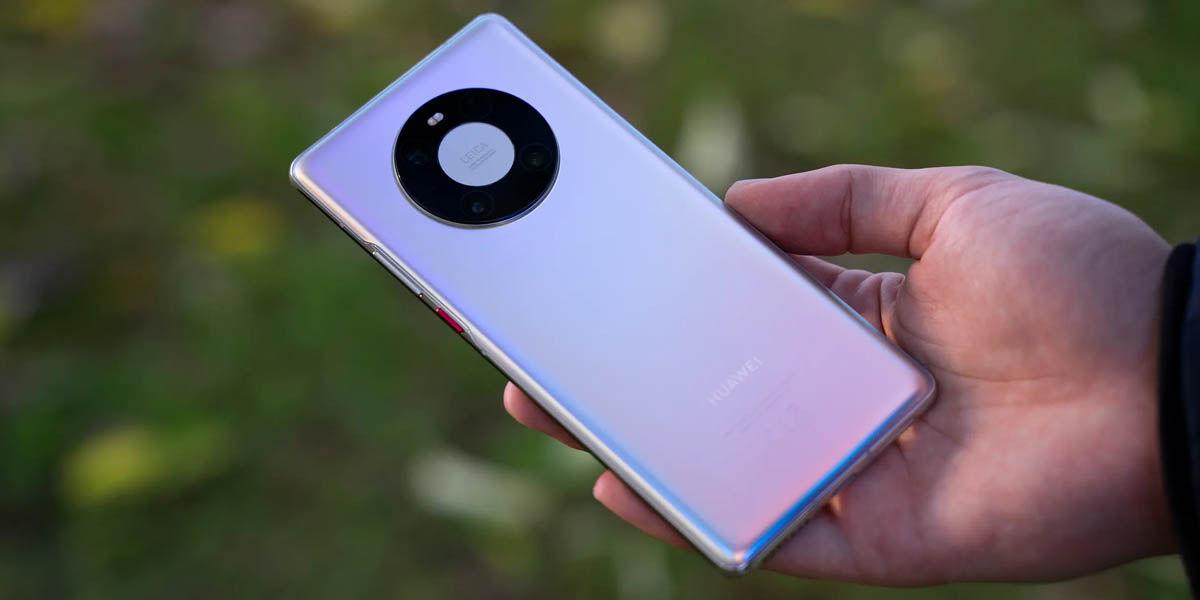 móviles huawei actualización android 11