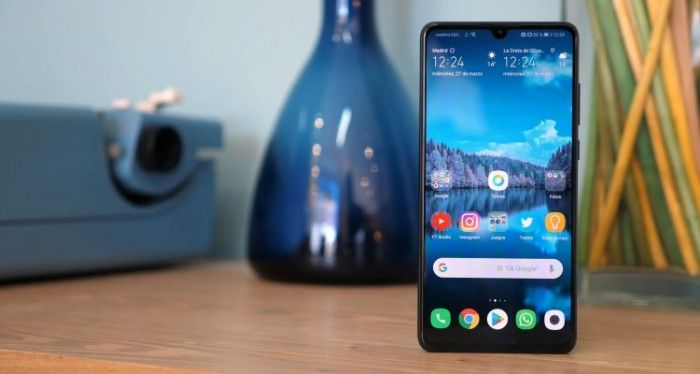 moviles huawei actualizaran android q