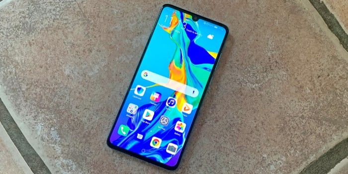 moviles huawei android q