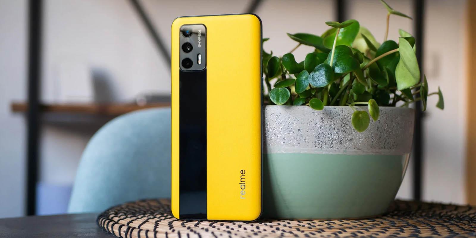 móviles mas potentes AnTuTu julio 2021