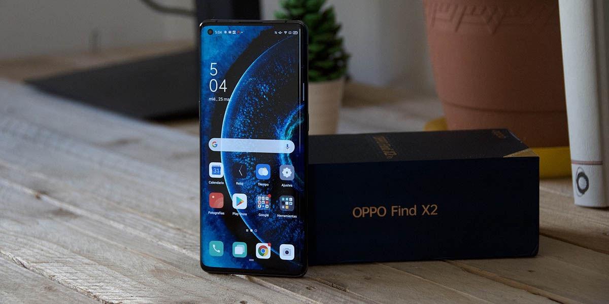 móviles oppo actualizarán android 11