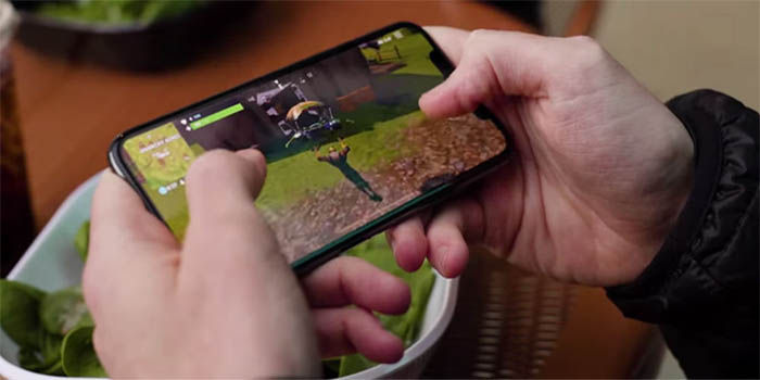 moviles para jugar fortnite