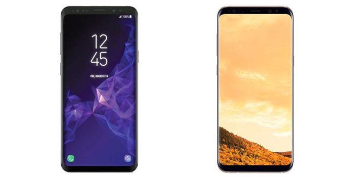Móviles que Samsung presentará en 2018