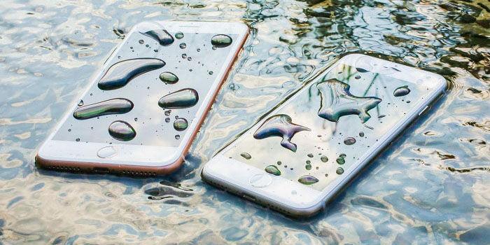 moviles resistencia al agua