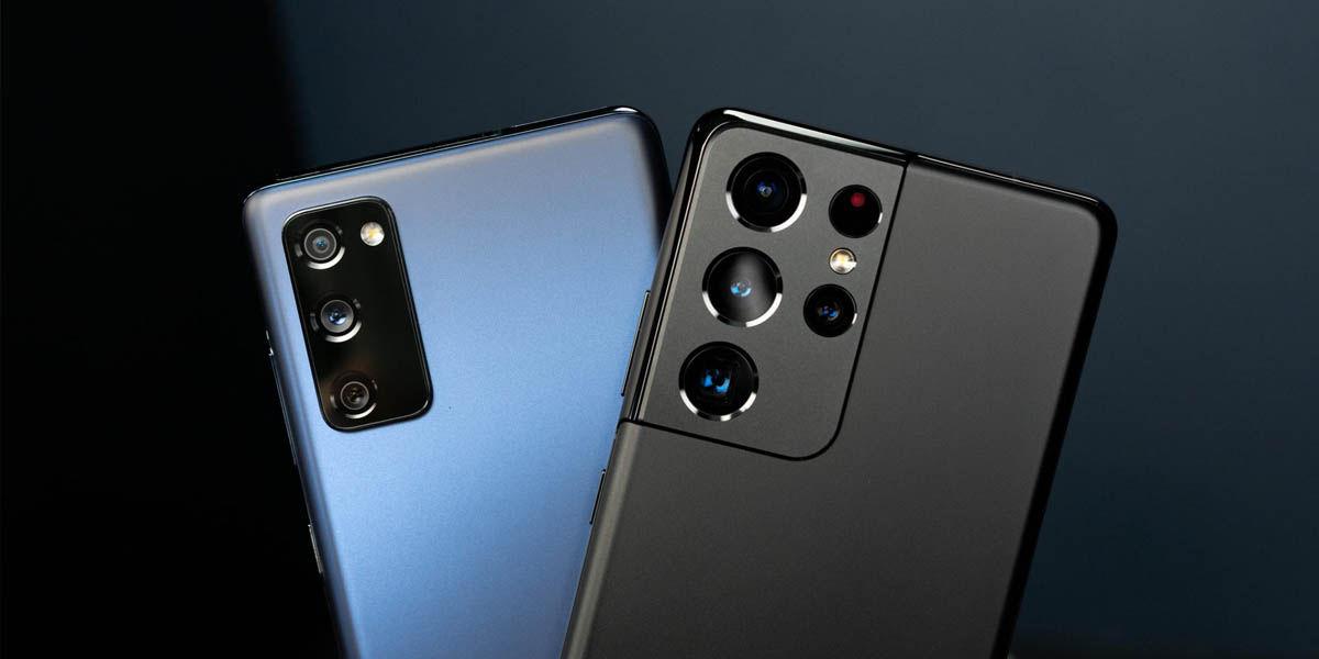 móviles samsung compatibles modo pro zoom telefoto