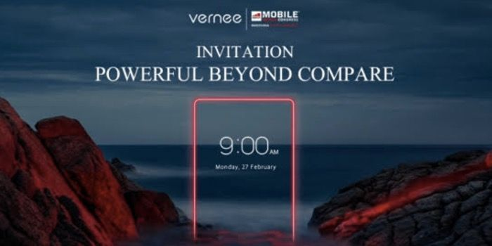 moviles vernee mwc 2017