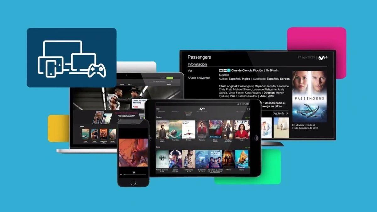 movistar lite gratis en todos los dispositivos