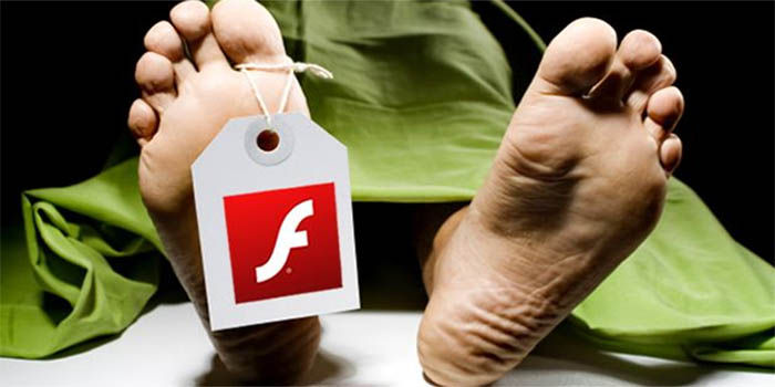 muerte de Adobe Flash