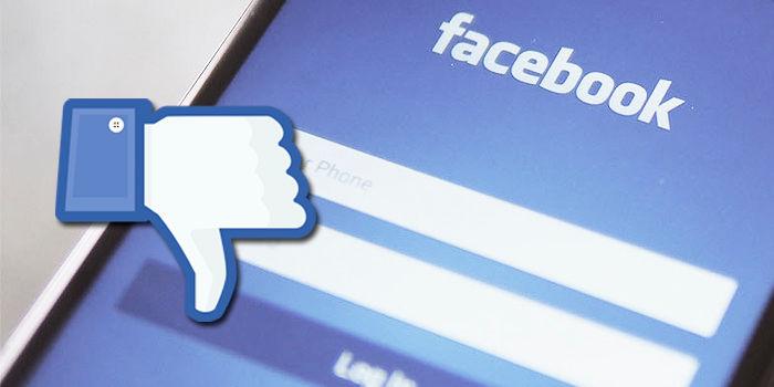 Multa millonaria a Facebook en España