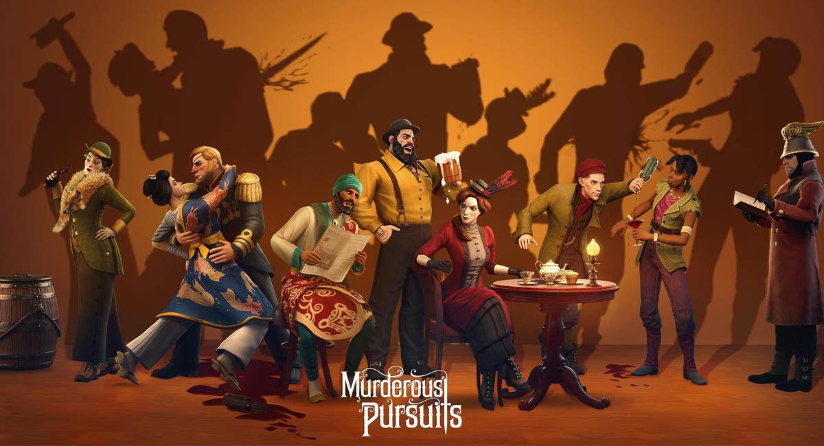 murderous pursuit juego impostores