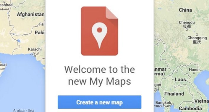 my maps 2.0 para android