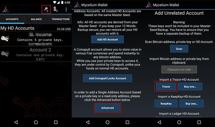 mycelium android
